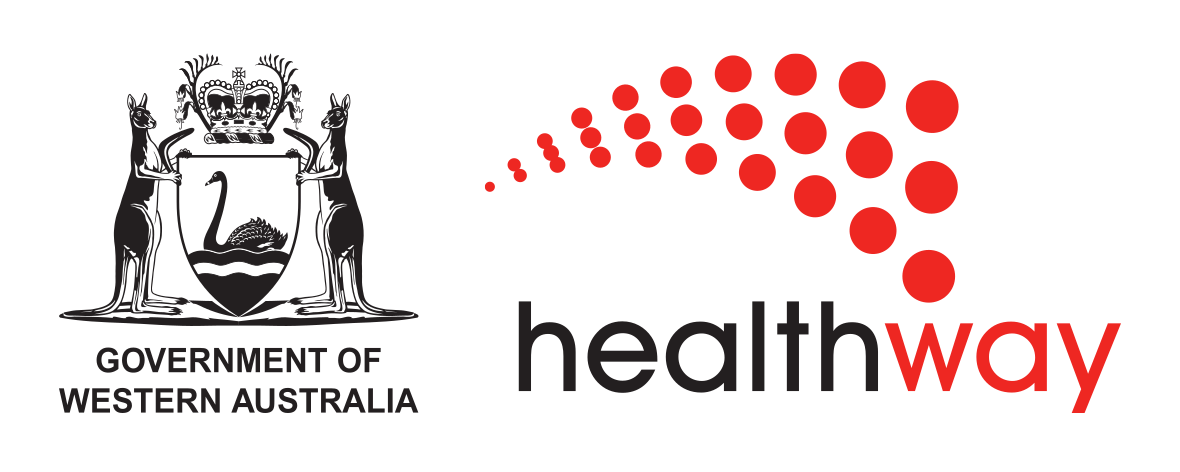 Government of Western Australia Option A with Healthway Logo high res