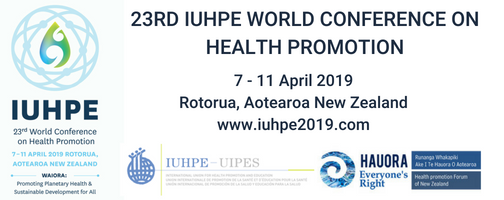 IUHPE World conference