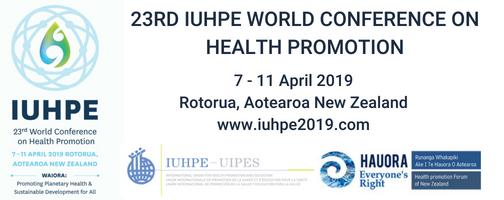 Australian Health Promotion Association Ahpa