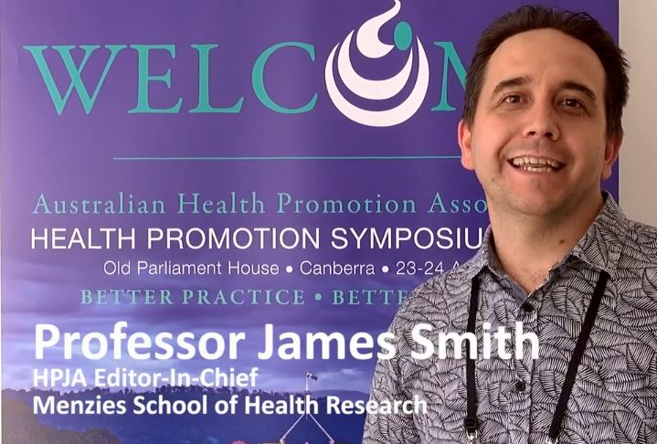 James Smith Video